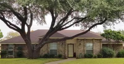 Richardson Single Family Home For Sale: 1921 Baylor Drive