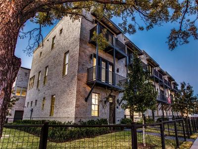 Dallas County Townhouse For Sale: 2807 Shelby Avenue