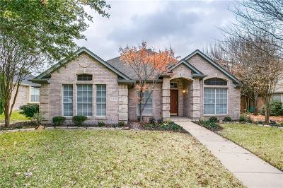 Frisco Single Family Home Active Option Contract: 11410 Sunrise Lane