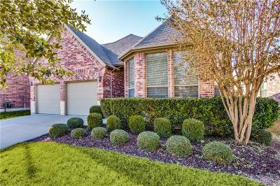 McKinney Single Family Home Active Option Contract: 3113 Red Cedar Drive