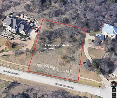 Cedar Hill Residential Lots & Land For Sale: 2115 Mountain Lakes Drive