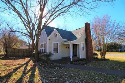 Sherman Single Family Home Active Option Contract: 924 W College Street