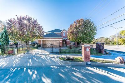 Dallas Single Family Home For Sale: 2941 Curvilinear Court