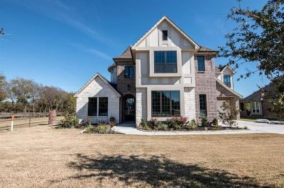 Burleson Single Family Home For Sale: 928 Prairie Grove Lane