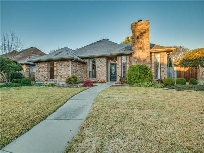 Carrollton Single Family Home For Sale: 4207 N Hill Drive