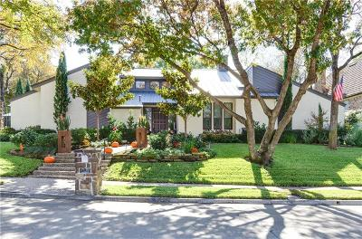 Irving Single Family Home Active Kick Out: 1117 Travis Circle S