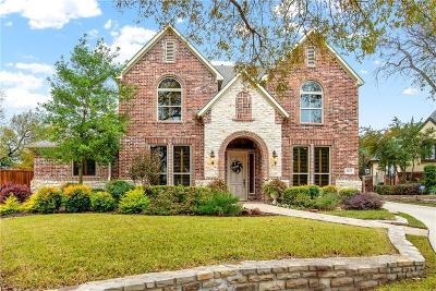 Plano Single Family Home Active Kick Out: 6433 Willow Creek Drive