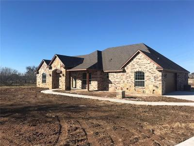 Weatherford Single Family Home For Sale: 809 Dill Road