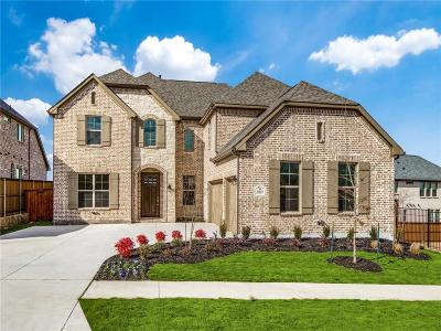Frisco Single Family Home For Sale: 16463 Willowick Lane