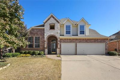 Keller Single Family Home For Sale: 1203 Marblewood Drive