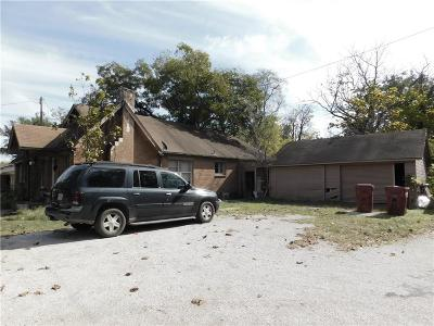 Grand Saline Single Family Home For Sale: 1711 W Frank