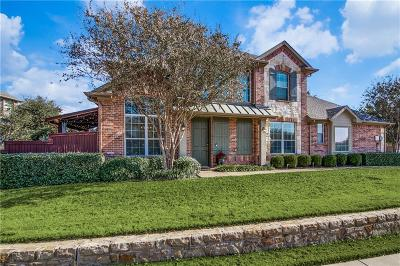 Garland Townhouse For Sale: 2011 Shoal Creek Trail