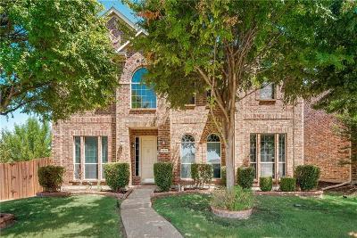 Frisco Single Family Home For Sale: 11494 Jasper Drive