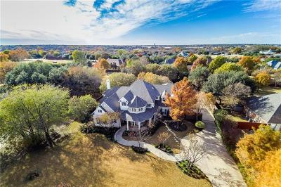 Allen Single Family Home For Sale: 200 Tatum Drive