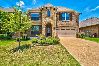 Forney Single Family Home For Sale: 1022 Brigham Drive