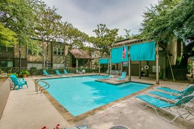 Condo Active Option Contract: 10401 High Hollows Drive #201