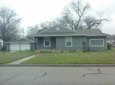 Fort Worth Single Family Home For Sale: 4900 Penrose Avenue