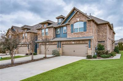 Plano TX Townhouse For Sale: $315,000