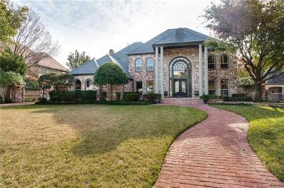 Colleyville Single Family Home For Sale: 1213 Somerset Boulevard