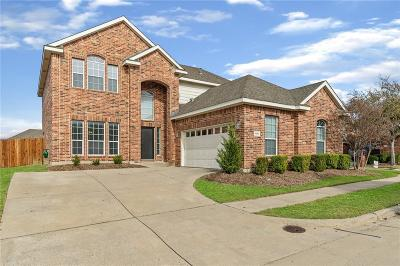 Mckinney Single Family Home For Sale: 8600 Blacktail Trail