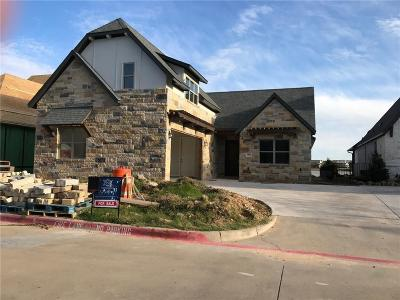 Parker County, Tarrant County, Hood County, Wise County Single Family Home For Sale: 906 Waterpoint Court E
