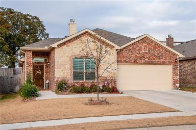 Weatherford Single Family Home For Sale: 1301 Glen Court