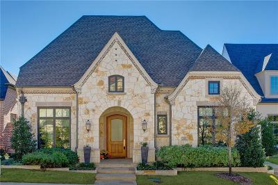 Dallas, Fort Worth Single Family Home For Sale: 18 Abbey Creek Way