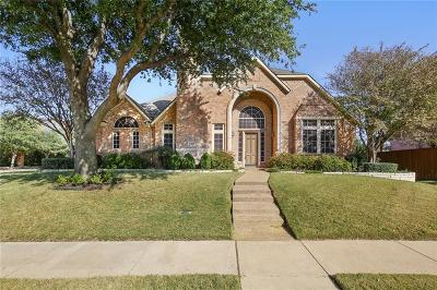 Coppell Single Family Home For Sale: 500 Wellington Road