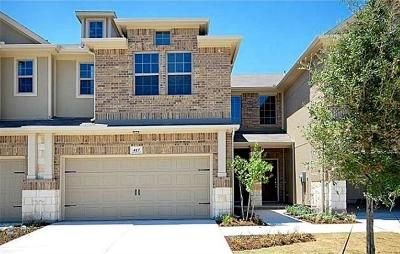 Plano Townhouse For Sale: 6540 Federal Hall Street