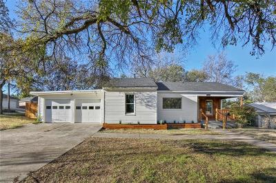 Fort Worth Single Family Home For Sale: 6478 Lindell Avenue