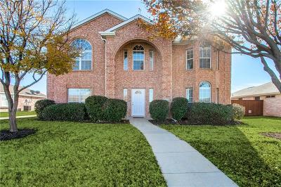 Allen Single Family Home Active Option Contract: 1532 Pine Bluff Drive