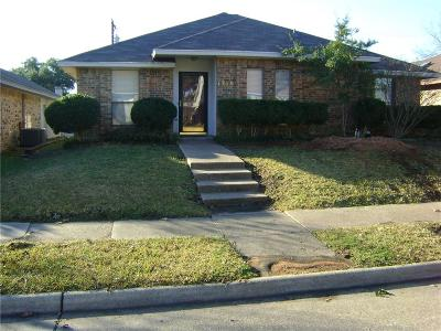 Carrollton  Residential Lease For Lease: 1750 Northview
