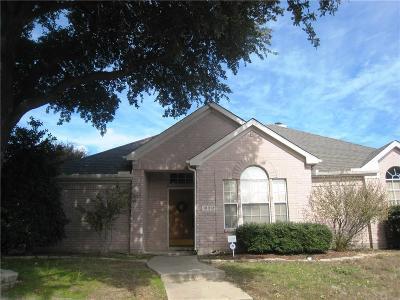 Frisco Single Family Home Active Contingent: 10312 Ashmont Drive