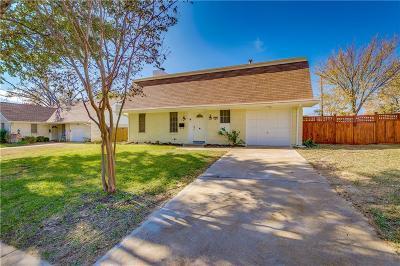 Single Family Home For Sale: 3511 Bangor Court W