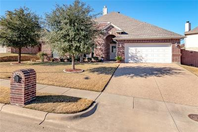 Kennedale Single Family Home For Sale: 1031 Winding Creek Drive