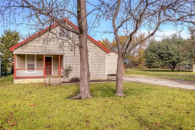 Single Family Home For Sale: 311 N McGraw Street