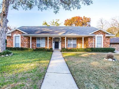 Single Family Home For Sale: 7329 Yolanda Drive