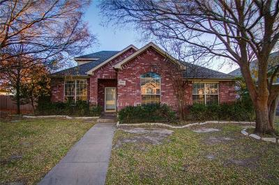 Van Alstyne Single Family Home Active Option Contract: 305 Newport Drive
