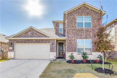 Denton Single Family Home For Sale: 5408 Las Lomas Lane