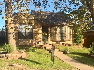 Dallas, Fort Worth Single Family Home For Sale: 208 Callender Drive