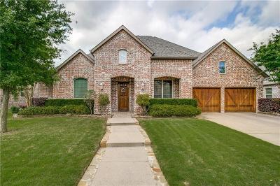 Prosper Single Family Home For Sale: 4240 Wilson Creek Trail