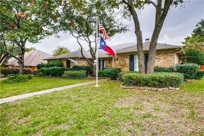Dallas Single Family Home For Sale: 9925 Wood Forest Drive