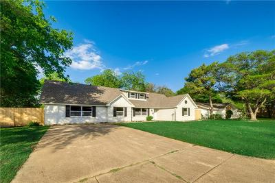 Dallas, Fort Worth Single Family Home For Sale: 4805 Westlake Drive