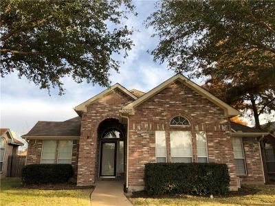 Mesquite Single Family Home For Sale: 3325 Briar Lane
