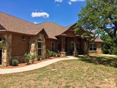 Goldthwaite Single Family Home Active Contingent: 33 Sh 16 Highway N