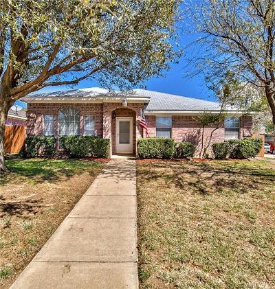 Dallas, Fort Worth Single Family Home For Sale: 1853 Cedar Tree Drive