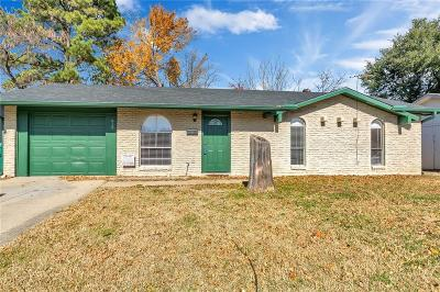 Lewisville Single Family Home For Sale: 929 Springwood Drive