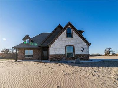 Springtown Single Family Home Active Option Contract: 9675 Old Agned Road