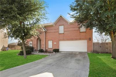 Forney Single Family Home For Sale: 1001 Cumberland Drive