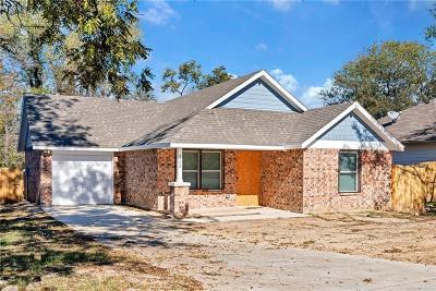 Dallas, Fort Worth Single Family Home For Sale: 5508 Blackmore Avenue